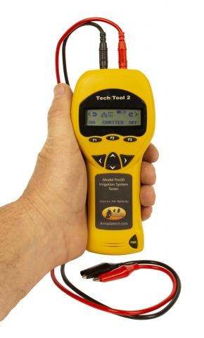 PRO50 DIGITAL AC/DC SOLENOID ACTIVATOR WITH MULTIMETER INTRODUCED