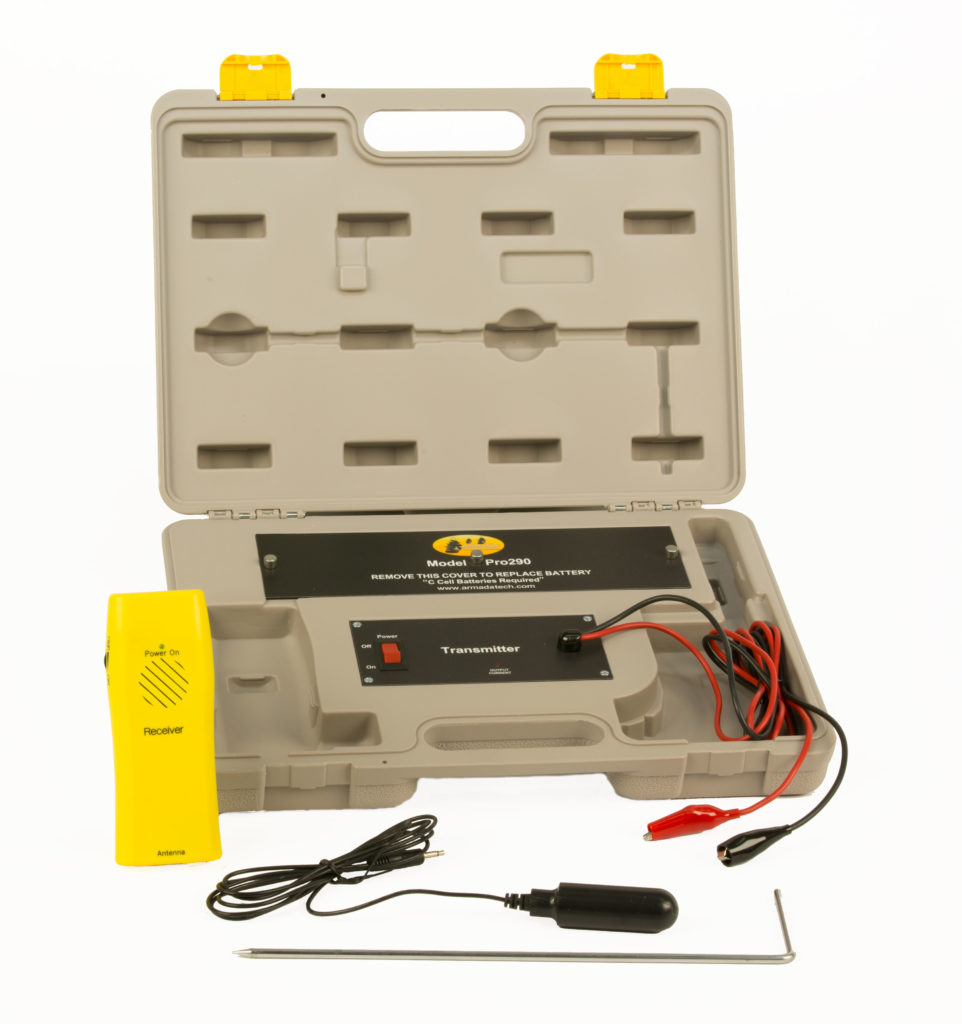 Pro290 Mini Underground Wire Locator Image