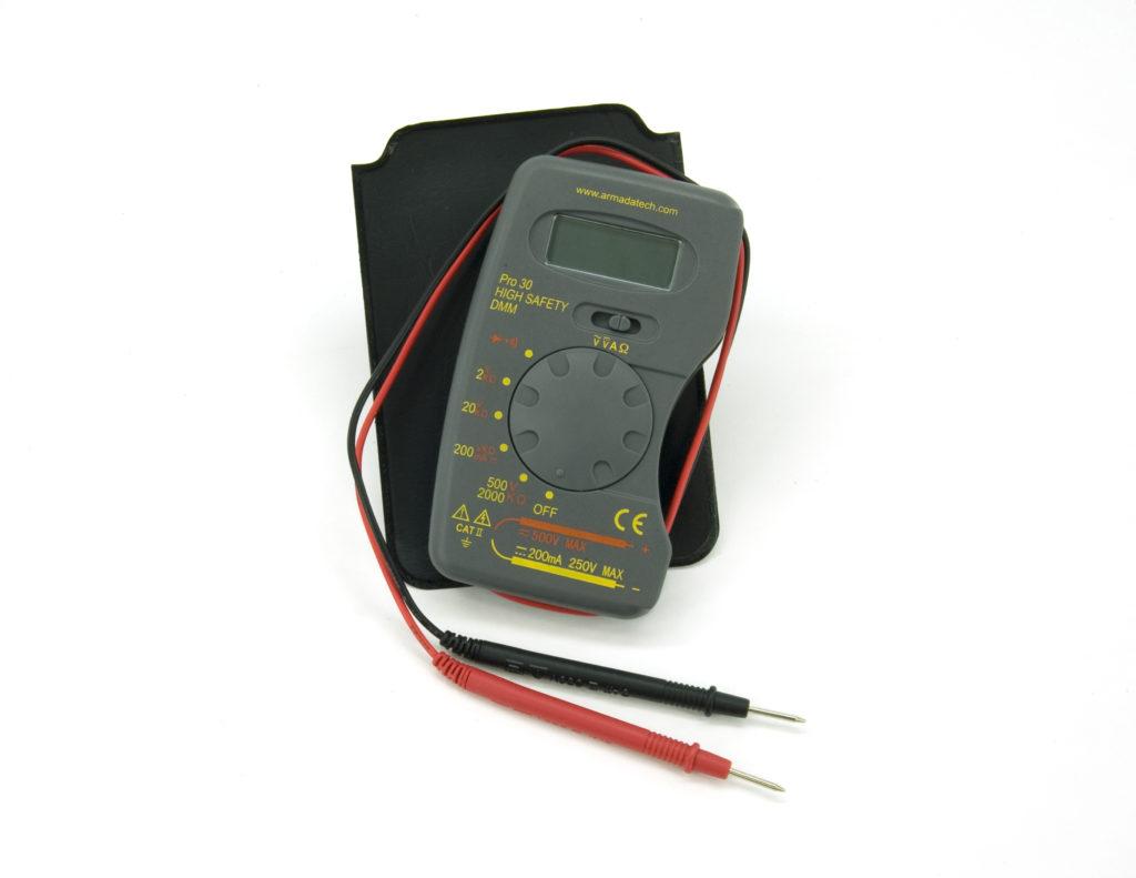 Pro30 General Purpose Digital Multimeter Image