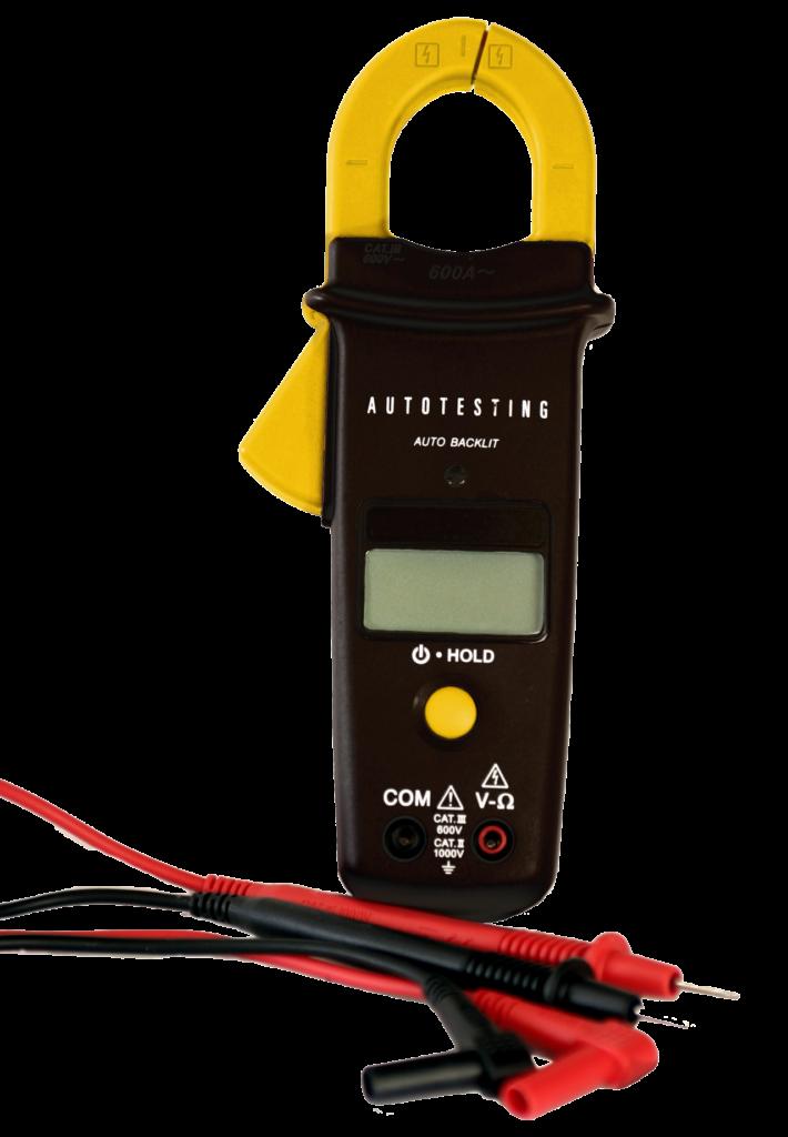 Pro90 Automatic Clamp Multimeter Image